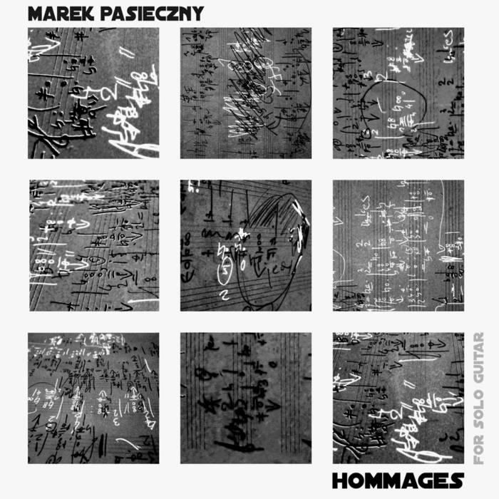 HOMMAGES | Lutosławski | Pärt | Takemitsu | Piazzolla | De Falla | Mehldau cover art