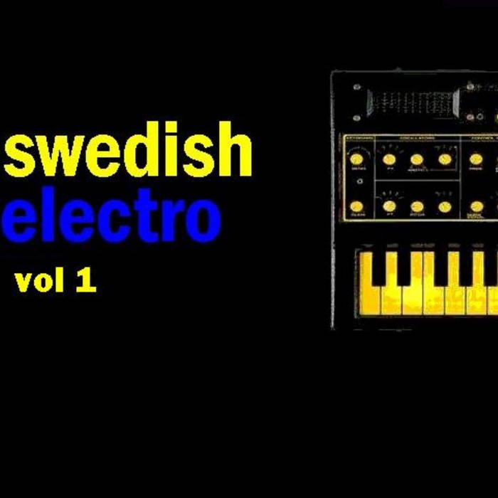 'swedish electro vol 1' cover art