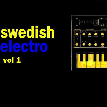 'swedish electro vol 1' cover art
