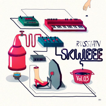 Russian Skweee Vol.0,5 cover art