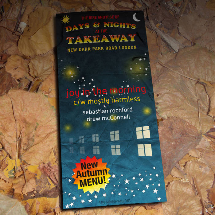 Days And Nights At The Takeaway 9: September cover art