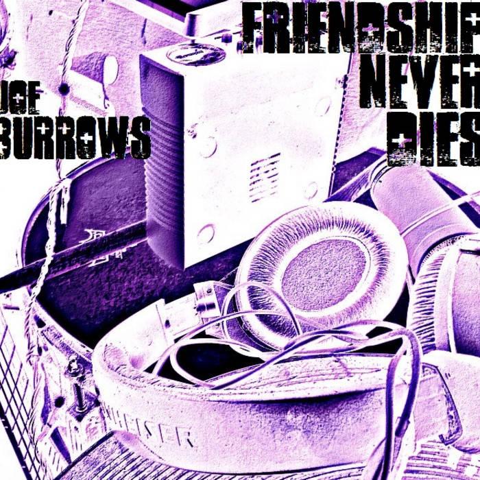 Friendship Never Dies cover art
