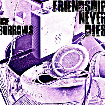 Friendship Never Dies cover art