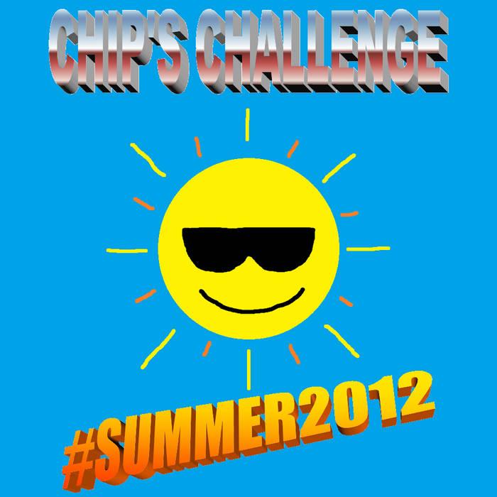 SUMMER 2012 EP cover art