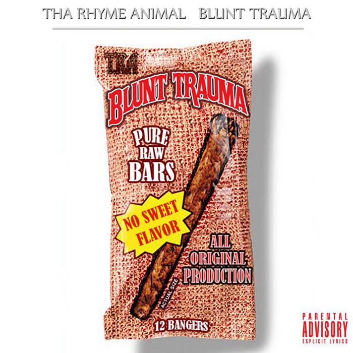 TRA - BLUNT TRAUMA cover art