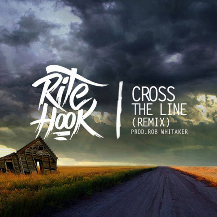 Cross The Line (Rock Remix) cover art
