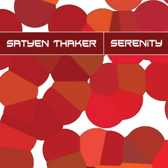 Serenity cover art