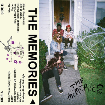 The Memories cover art