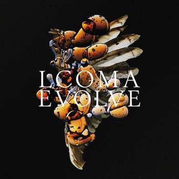 Lcoma - Evolve cover art