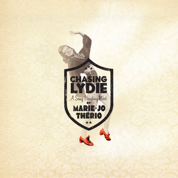 Chasing Lydie cover art