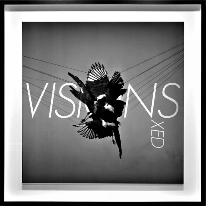 VISIONS EP cover art