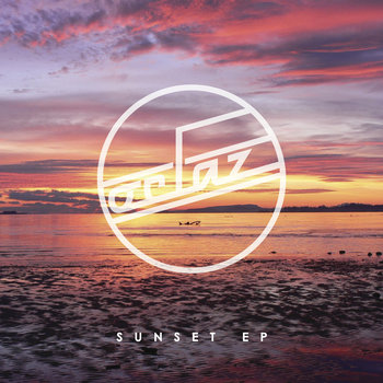 SUNSET EP cover art