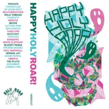 Happy Holy Roar! cover art