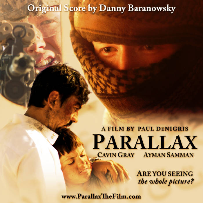 Parallax cover art