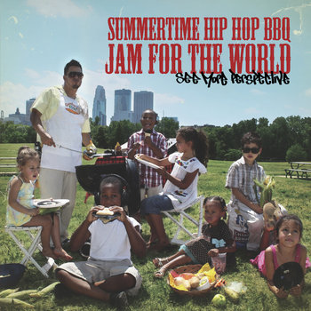 Summertime Hip Hop BBQ Jam for the World (Single) cover art