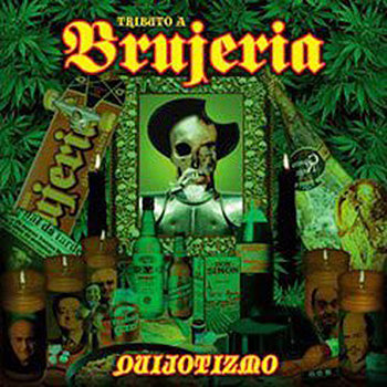 Tributo a Brujeria cover art