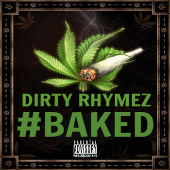 #Baked EP cover art