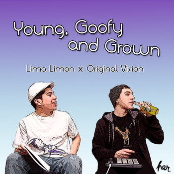 Young, Goofy & Grown cover art