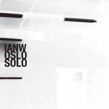 ianw oslo solo cover art