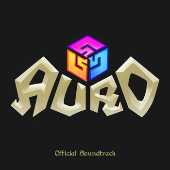 AURO Soundtrack cover art