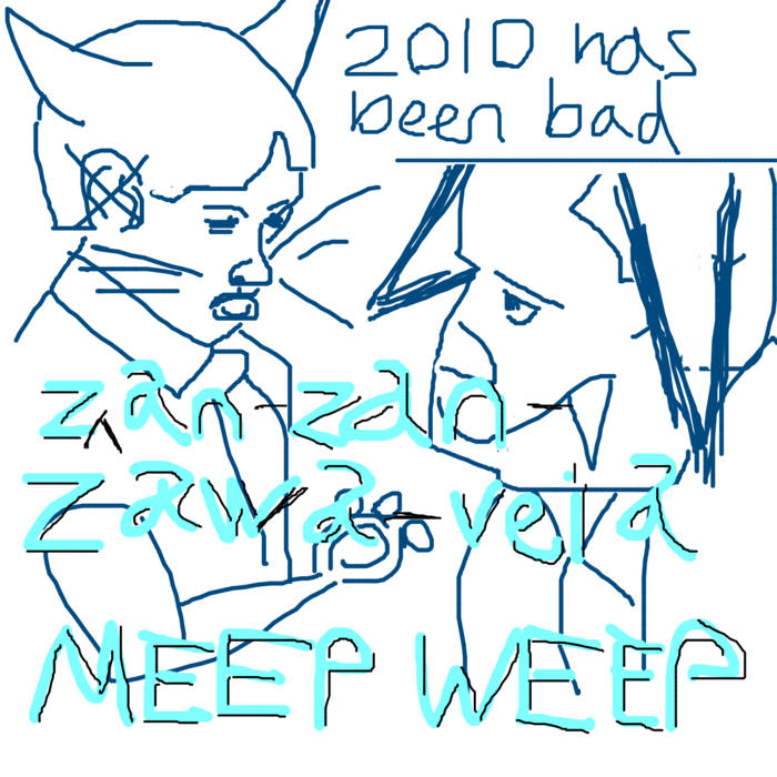 Meep Weep cover art