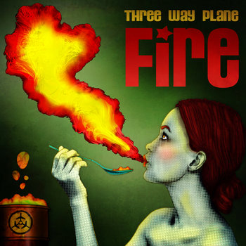 Fire EP cover art