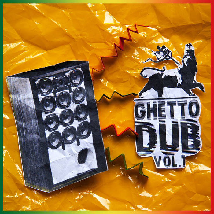 Ghetto Dub Vol.1 cover art