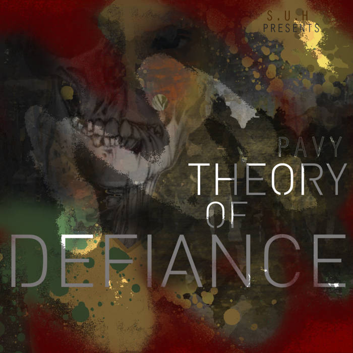 Theory Of Defiance cover art
