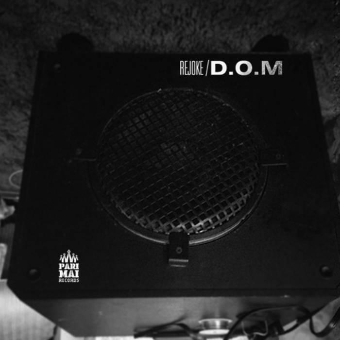 D.O.M. Ep cover art