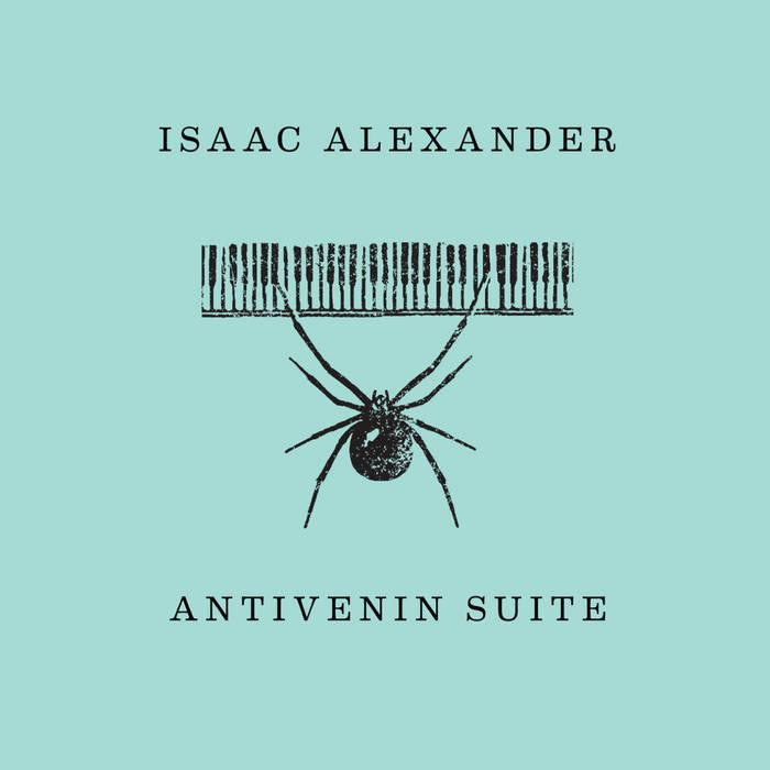 Antivenin Suite cover art