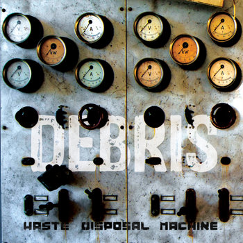 DEBRIS (Thisco | Thisk.74) cover art