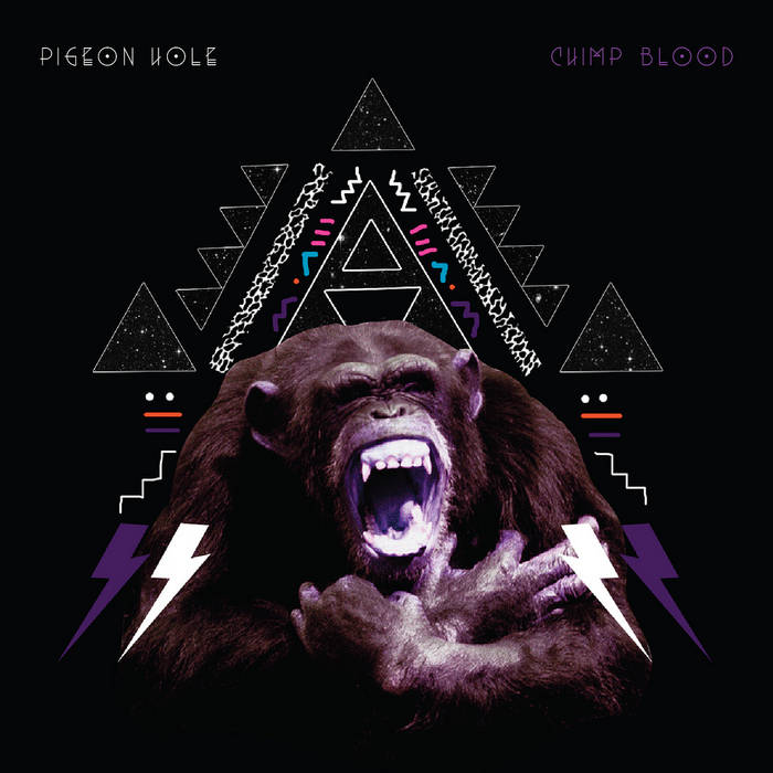 Chimp Blood cover art