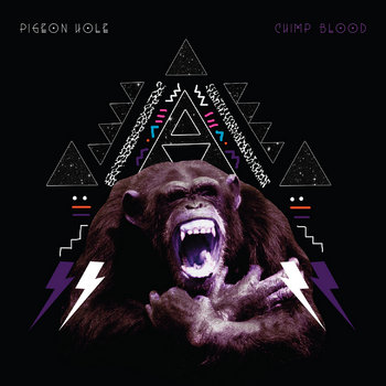 Chimp Blood cover art