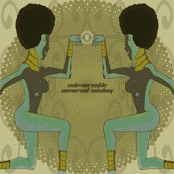Universal Wisdom cover art