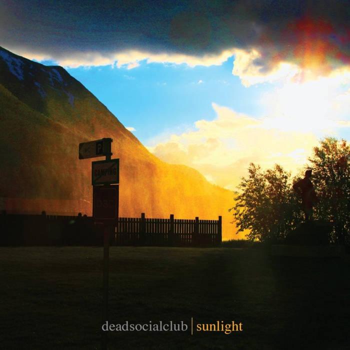 Sunlight EP cover art