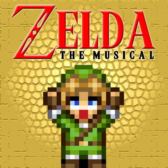 Zelda the Musical cover art