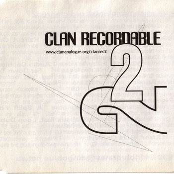 Clan Recordable 2 cover art