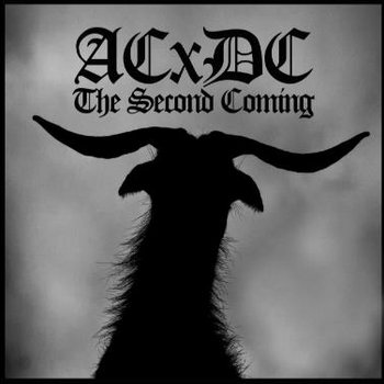 Second Coming EP cover art