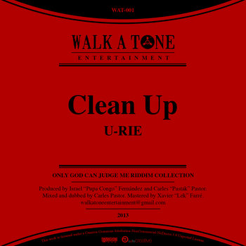 Clean Up cover art