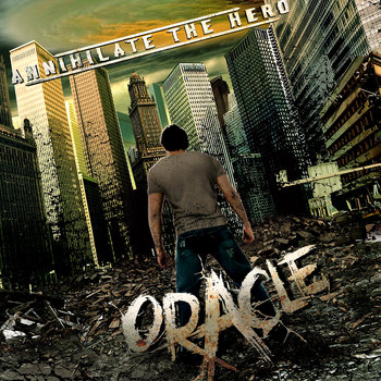 Oracle cover art