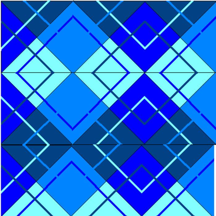 The Bid Adieu - Tessellations (Otzem Remix) cover art