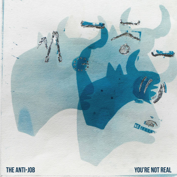 You're Not Real cover art