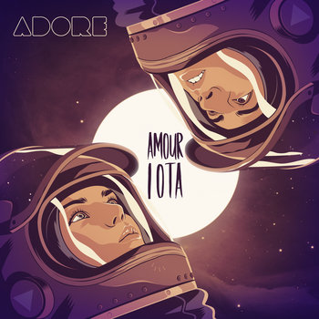 Amour Iota (Single) cover art