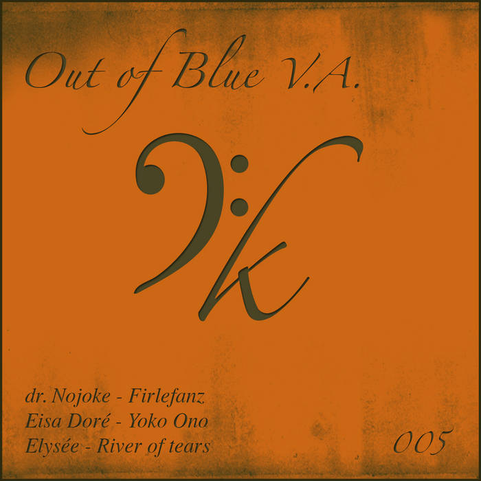 pk005-Out of Blue cover art