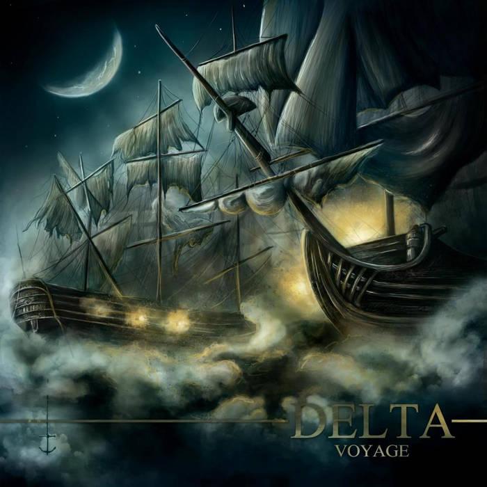 Voyage (E.P.) cover art