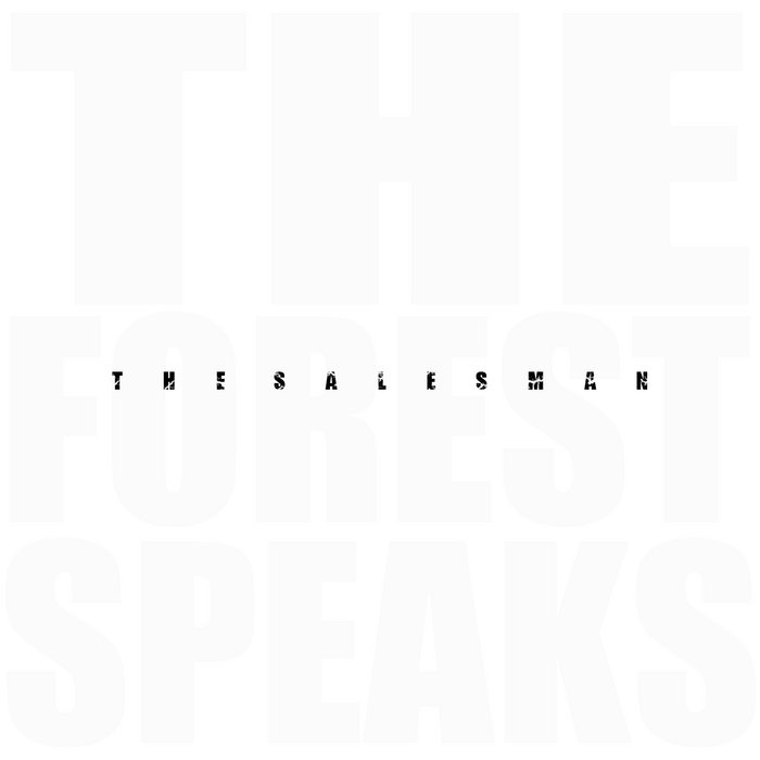 The Salesman - Single cover art