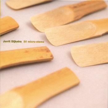 30 micro-stems cover art