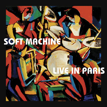 Live in Paris cover art