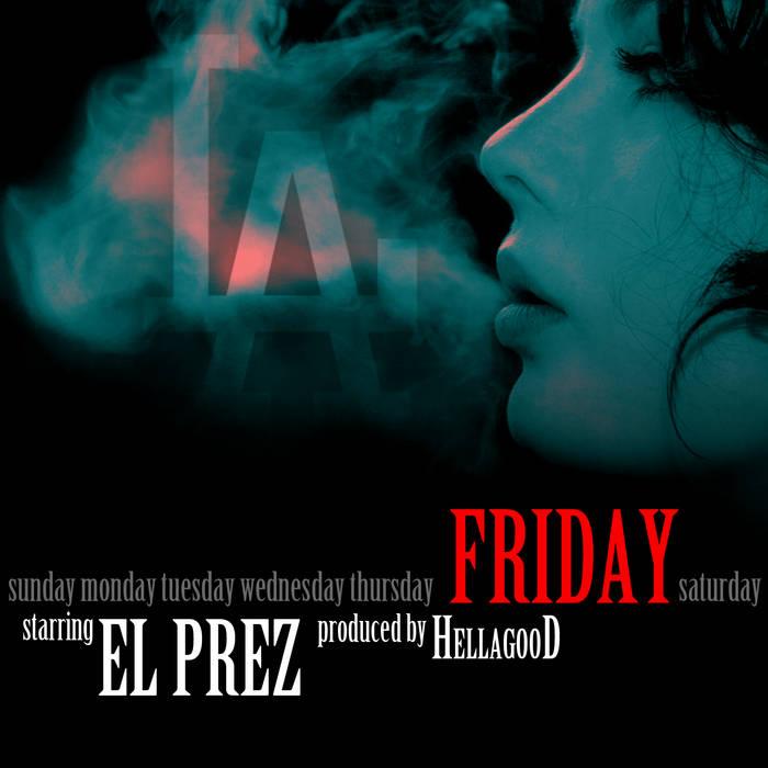 Friday (Single) cover art
