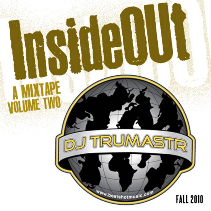 IOU (InsideOUt) A Mixtape Volume 2 cover art